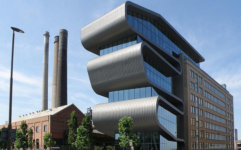 Fabryka Umicore w Hoboken, w Belgii