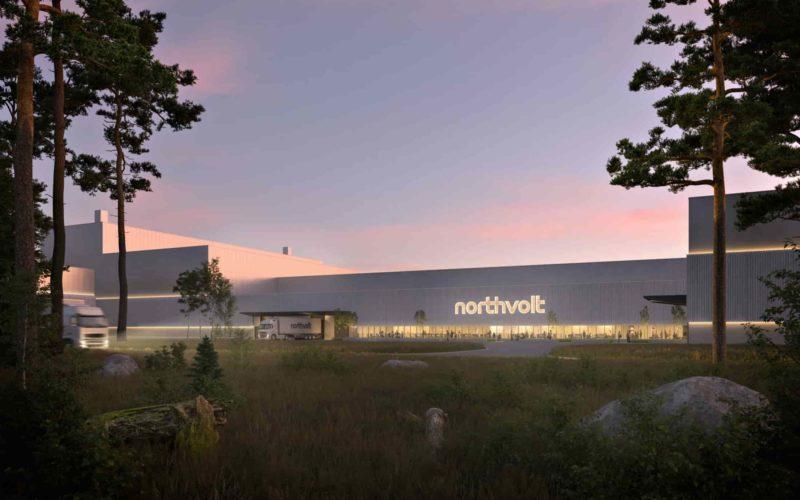 Fabryka Northvolt