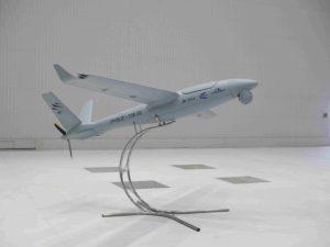 """Bezzałogowy statek powietrzny """"Orlik"""""""