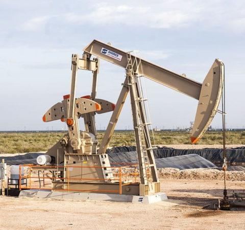 Proces wydobycia ropy naftowej