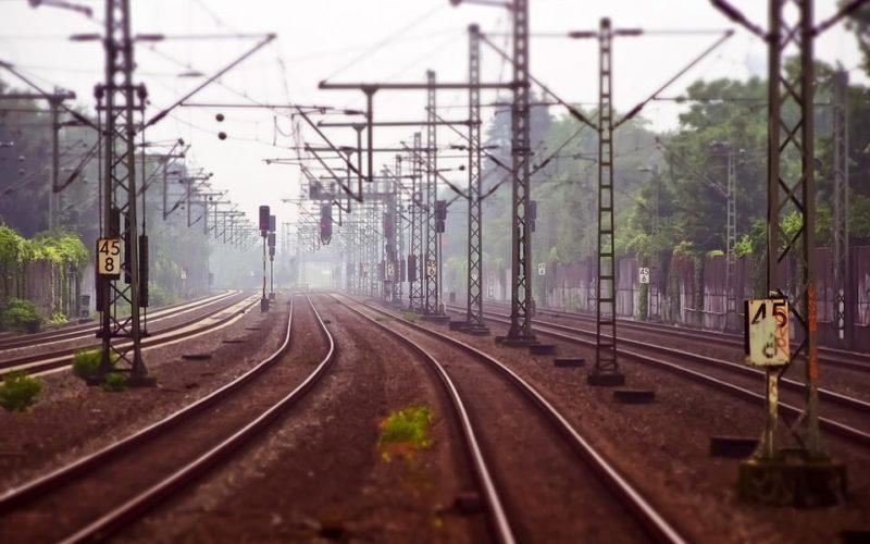 Trasa kolejowa