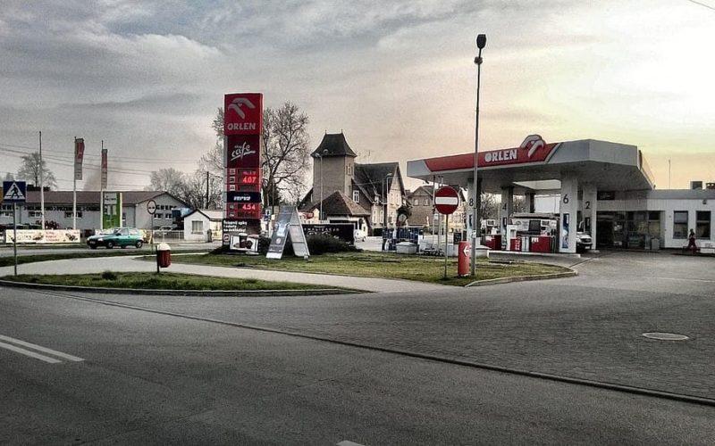 Stacja benzynowa PKN Orlen