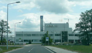 Fabryka Opla w Gliwicach. Fot Wikimedia Commons