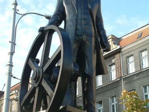 Pomnika Hipolita Cegielskiego w Poznaniu