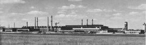 Huta Warszawa z lat 60-tych