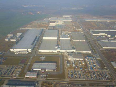 Tak rozwija się inwestycja LG Chem w Gminie Kobierzyce. Fot. Agencja Rozwoju Przemysłu