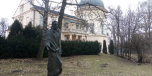 Pomnik Erazma Jerzmanowskiego