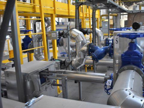 Tak wygląda nowe urządzenie w kopalni Węglokoks w Brzeszczach. Fot. Węglokoks