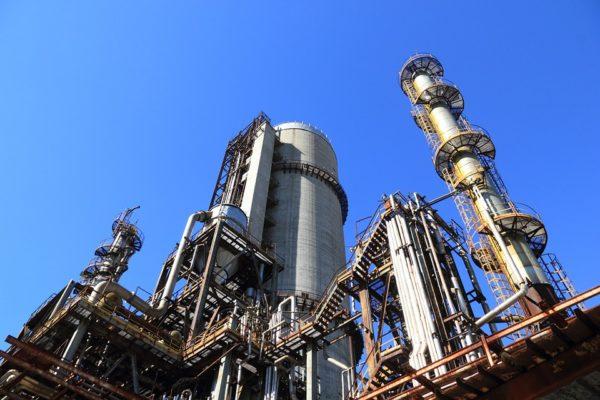 Instalacja przemysłu chemicznego