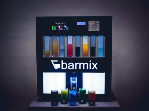 Automat Barmix. Fot. Facebook