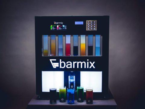 Automat Barmix. Fot. Facebook
