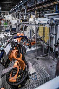 Odlewnia VW Poznań. Produkcja w tym zakładzie również ma zostać wstrzymana. Fot. VW Poznań