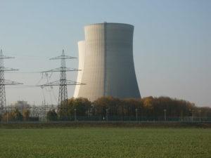 Elektrownia atomowa. Fot. Pixabay
