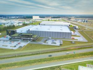 Tak ma wyglądać fabryka SanoRice w Nowej Soli. Fot. tacakiewicz.com