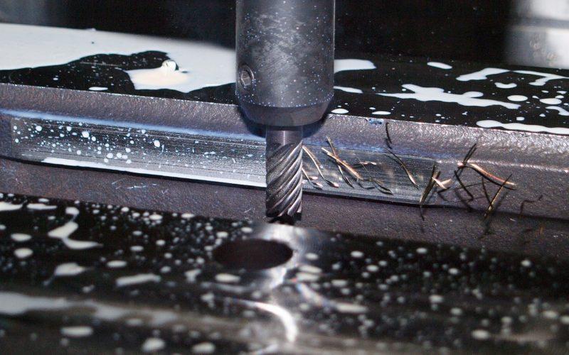 Maszyna CNC. Fot. Pixabay