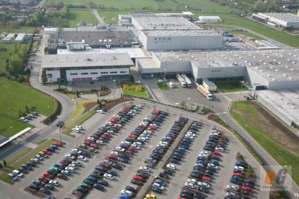 Fabryka Avon w Garwolinie