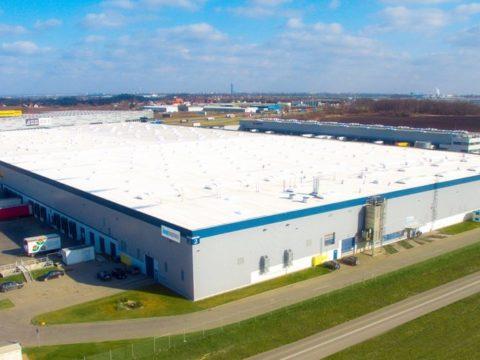 Fabryka Knauf Industries pod Wrocławiem. Fot. Knauf Industries