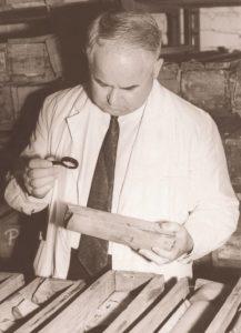 Jan Wyżykowski. Fot. KGHM