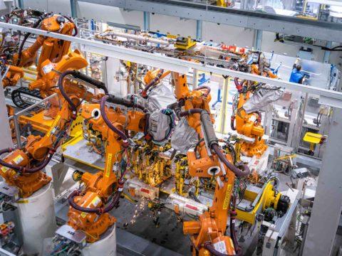Tak wygląda nowa fabryka VW Poznań. Fot. VW Poznań