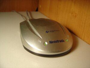 Tak wyglądał modem Telekomunikacji Polskiej