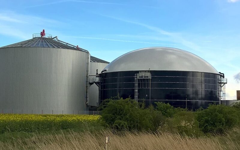 Biogazownia. Fot. Pixabay