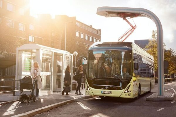 Volvo 7900 Electric Articulated. Fot: Volvobuses.pl