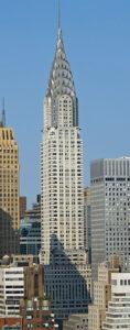 Tak obecnie wygląda Chrysler Building. Fot. David Shankbone, CC BY-SA 3.0