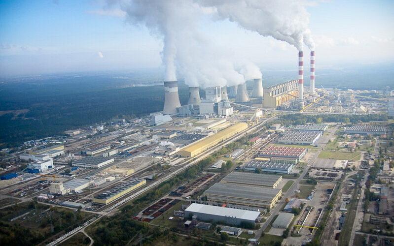 Elektrownia Bełchatów. Fot. Morge//Wikimedia Commons