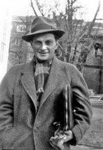 Stanisław Ulam. Fot. Los Alamos National Laboratory//Wikimedia Commons.