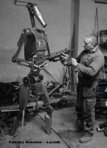 Konstrukcje Fabryki Robotów. Fot. fabrykarobotow.com.pl