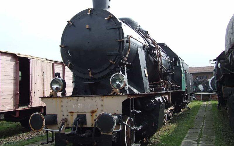 Lokomotywa Tr 21. Fot. Wikimedia Commons