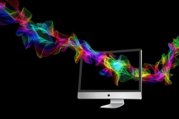 Ekran. Fot. Pixabay