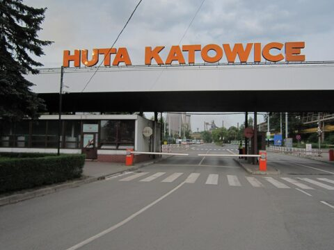 Huta Katowice. Fot. Peter.shaman., CC BY-SA 4.0