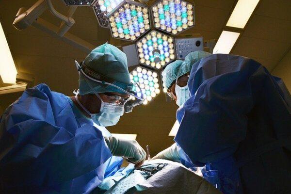 Operacja chirurgiczna fot. Pixabay