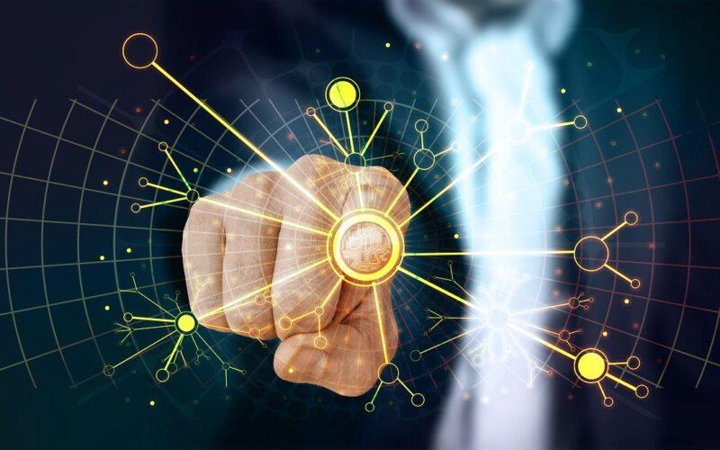 Sztuczna inteligencja. Fot. Pixabay.