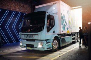 Volvo Fe Electric. Fot. FB VolvoTrucks