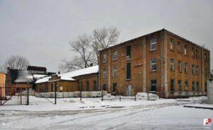 Budynki dawnej kopalni Grodziec. Fot. Arro/fotopolska.eu, CC BY-SA 3.0,
