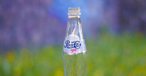 Butelka Pepsi. Fot. Pixabay
