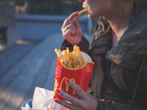 Frytki z McDonalda. Fot. Pixabay