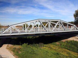 Most w Maurzycach. Fot.Fot. CC-BY-SA-3.0