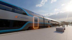 Tak mają wyglądać nowoczesne pociągi PKP Intercity. Fot. https://www.facebook.com/PKP.Intercity