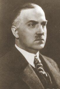 Jan Czochralski. Fot.Fot. Wikipedia, CC BY-SA 3.0
