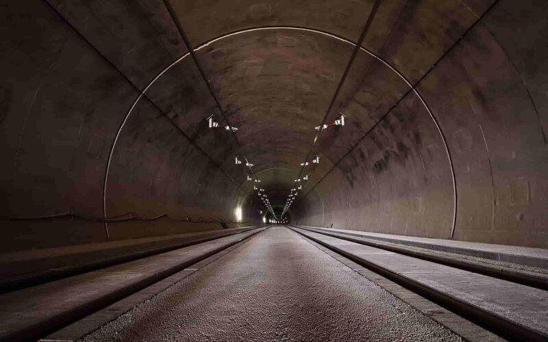 Tunel. Fot. Pixabay